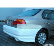 Civic 96-00 BX style Rear bumper 2/4D