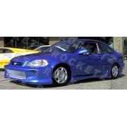 Civic 96-00 CB style Front bumper 2/3/4D