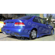 Civic 96-00 CB style Side skirts 2/3D
