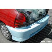 Civic 96-00 CW style Rear bumper 3D