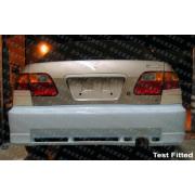 Civic 96-00 CW style Rear bumper 2/4D