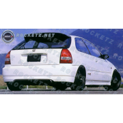 Civic 96-00 G style Side skirts 2/3D