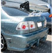 Civic 96-00 JT style Rear bumper 2/4D