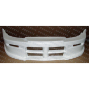 CRX 88-91 BW II wide body style Front bumper 3D