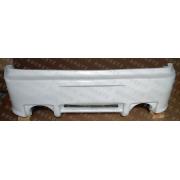 CRX 88-91 BW II wide body style Rear bumper 3D