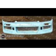 CRX 88-91 N1 style Front bumper 3D
