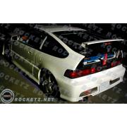 CRX 88-91 M style Rear bumper 3D