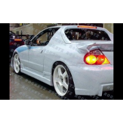 DelSol 93-96 BC style Side skirts 2D
