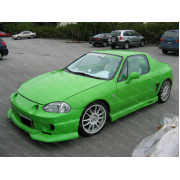 DelSol 93-96 K style Side skirts 2D