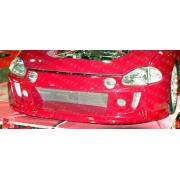 DelSol 93-96 M style Front bumper 2D