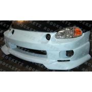 DelSol 93-96 SF2 style Front bumper 2D