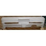 Prelude 88-91 EX style Rear bumper 2D