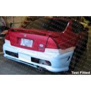 Prelude 92-96 CB 2 style Rear bumper 2D