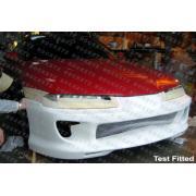 Prelude 92-96 CB style Front bumper 2D