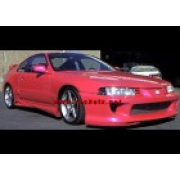 Prelude 92-96 CB style Side skirts 2D