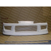 Prelude 92-96 D style Front bumper 2D