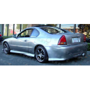 Prelude 92-96 EX style Rear bumper 2D