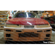 Prelude 92-96 R33 style Front bumper 2D