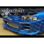 Prelude 92-96 R34 style Front bumper 2D