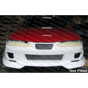 Prelude 92-96 SF2 style Front bumper 2D