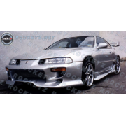Prelude 92-96 S style Front bumper 2D