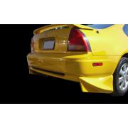 Prelude 92-96 S style Rear corner add-on 2pcs 2D