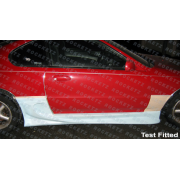 Prelude 92-96 S style Side skirts 2D