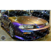 Prelude 92-96 EX style Side skirts 2D