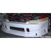 Prelude 97-02 BC style Front bumper 2D