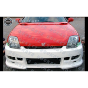Prelude 97-02 Spyder style Front bumper 2D