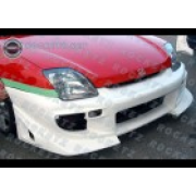 Prelude 97-02 BZ style Front bumper 2D
