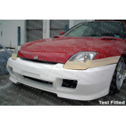 Prelude 97-02 M style Front bumper 2D
