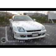 Prelude 97-02 R style Front lip 2D