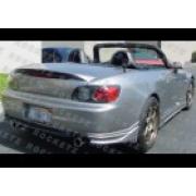 S2000 CW style Rear corner add-on 2-pc 2D