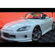 S2000 GD style Side skirts 2D