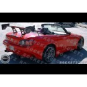 S2000 Vader style Side skirts 2D