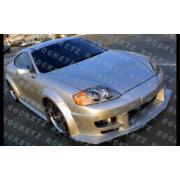 Tiburon 03+ G style Front bumper
