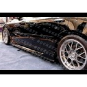 G35 GA style Side skirts 4D