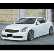 G35 IN style Front lip 2D