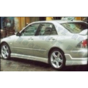 IS300 00+ AW style Side skirts