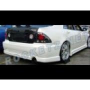 IS300 00+ CW style Rear bumper