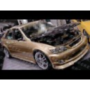 IS300 00+ WL style Side skirts