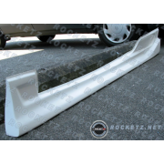 Couger 99+ D/BZ style Side skirts