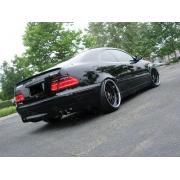 CLK 97-02 B style rear lip