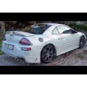 Eclipse 00+ BZ style Rear bumper