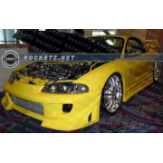 Eclipse 95-96 BZ style Front bumper