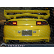 Eclipse 95-99 BZ style Rear bumper