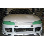 Eclipse 95-96 SF1 style Front bumper