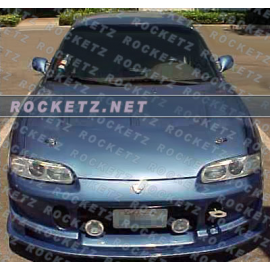 MX6 BC style Front bumper