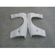Mazda RX7 FC - D style +25MM Wide Front Fenders FRP